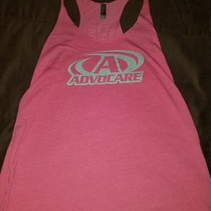 Advocare Racerback tank